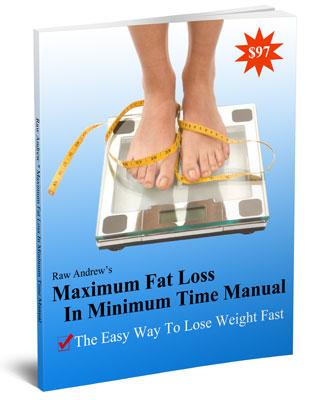 The Maximum Fat Loss In Minimum Time Manual